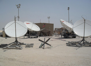 Land Defence Radar System Application And Solution
