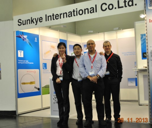 Trading show for SPS IPC DRIVES