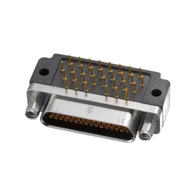 Sunkey R04S Right Angle To PCB Space Grade Connector