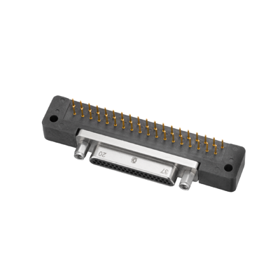 Sunkye R04S Right Angle To PCB Space Grade Connector