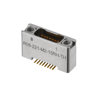 Sunkye R06 Mil Spec Vertical SMT Connector